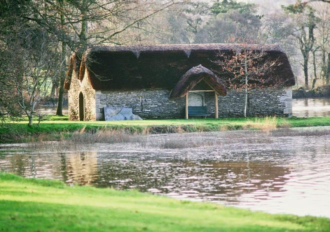 Historic House in Cornwall | Port Eliot House and Garden | Port Eliot | St Germans | Boat House