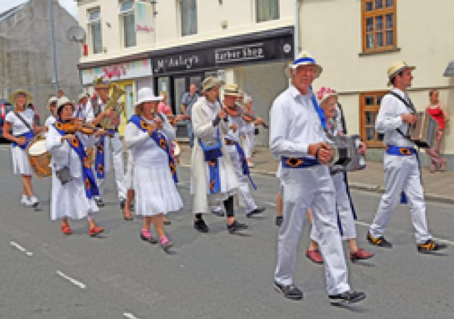 Bodmin Riding & Heritage Day, Cornwall, What's On