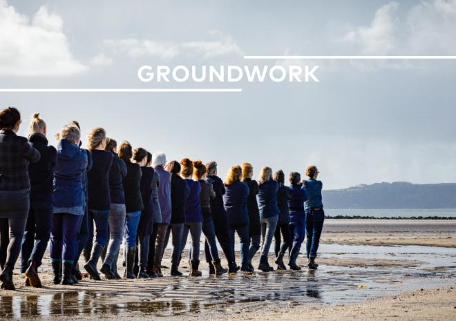 CAST (Cornubian Arts & Science Trust), Groundworks, art, theatre