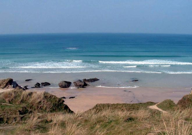 Self Catering in Cornwall , Dromona , Portreath ,  Cornwall