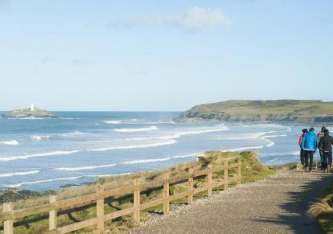 Nanterrow Farm, Bed and Breakfast, Hayle, West Cornwall