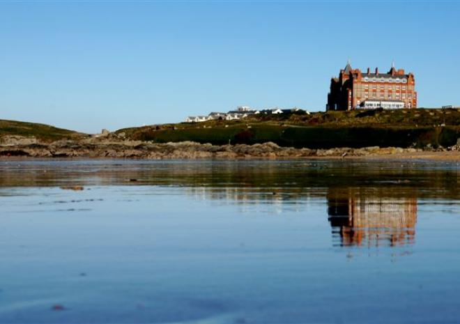 The Headland Hotel, Conference Venue, Newquay, Fistral Beach, North Cornwall