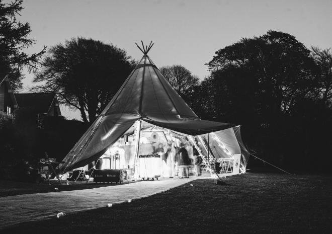 tipis cornwall wedding, exclusive hire, rustic, ta mill