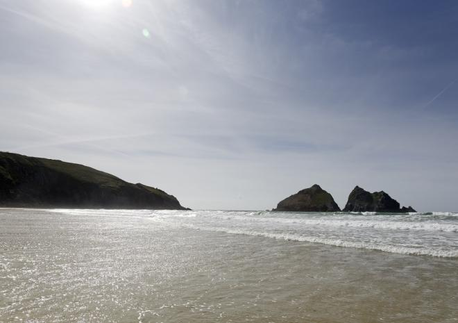 Holywell Bay Beach | Newquay | Beaches in Cornwall c National Trust Images Chris Lacey
