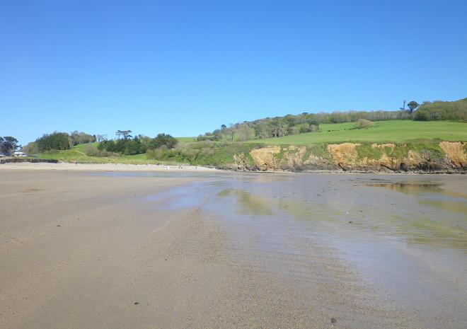 Porthluney Cove Beach | Caerhays | St Austell |  Cornwall