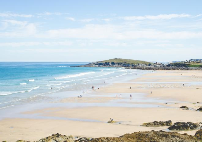Fistral Beach Hotel and Spa, Newquay, Cornwall