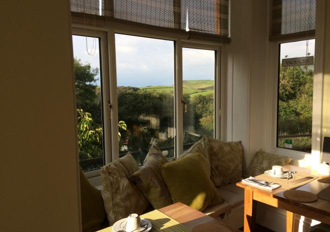 Boscastle House, Cornwall, holiday accommodation, travel