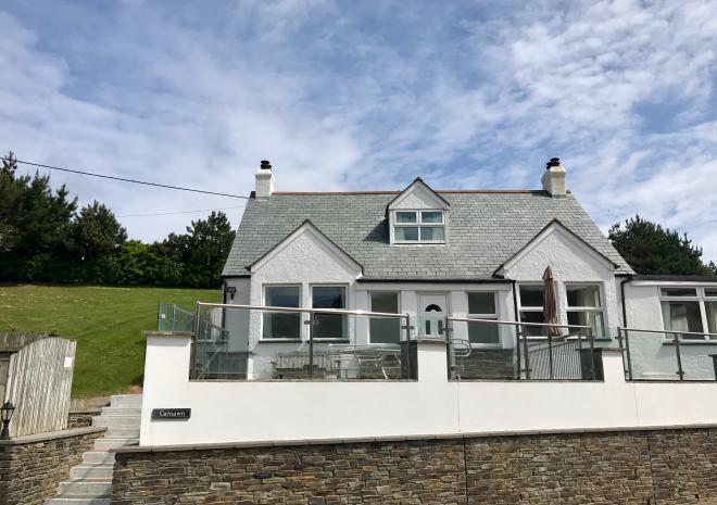 Carn-awn  Self Catering Port Gaverne