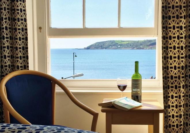 Warwick House, Bed and Breakfast, Penzance, West Cornwall