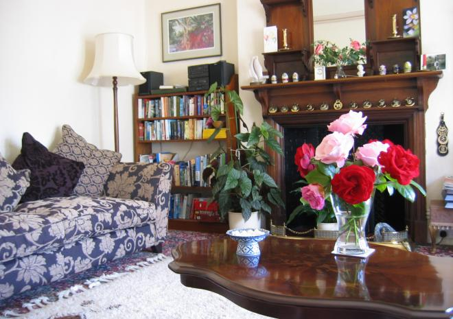 Dolvean House, Bed & Breakfast, Falmouth, South Cornwall