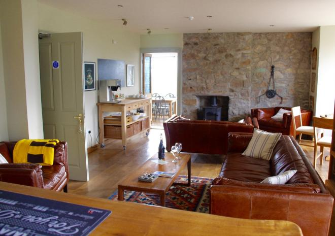 St Georges Country House Beach,  Perranporth, Cornwall
