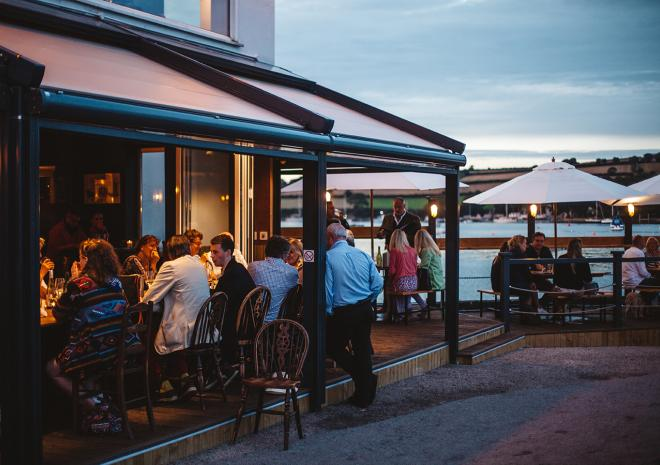 The Working Boat Pub, Falmouth, South Cornwall, Food & Drink