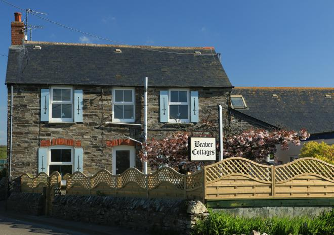 Beaver Cottages - The Lodge
