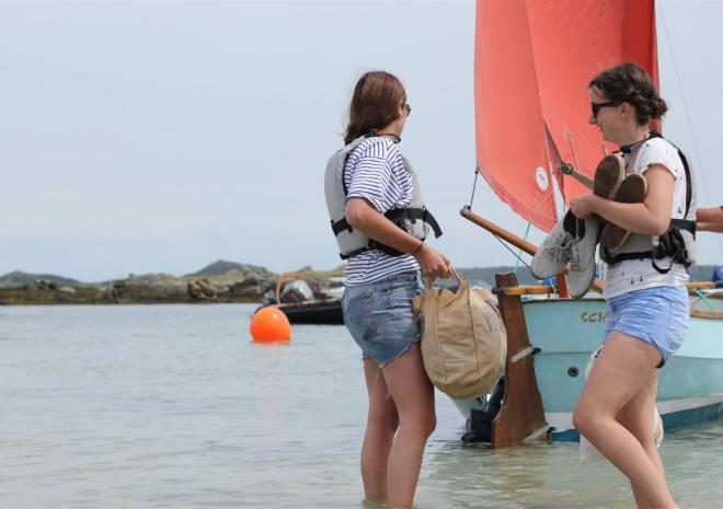 Tresco Island Activities, Sailing