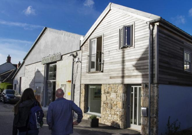 The Jackson Foundation, Gallery, St Just, West Cornwall