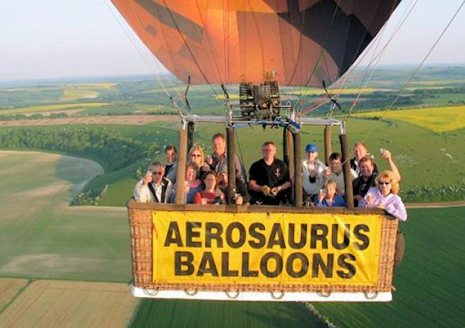 Aerosaurus Balloons, Things to Do, Trips & Tours, Cornwall