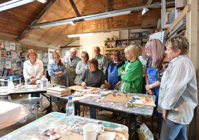 Painting Courses Cornwall | St Ives School of Painting | Cornwall