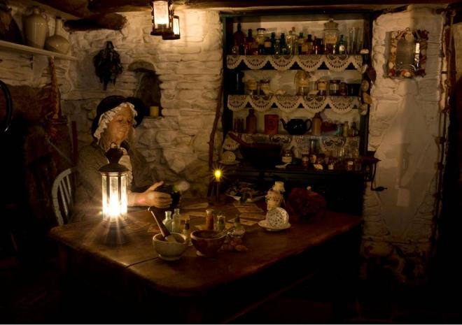 Things to do in Cornwall | The Museum of Witchcraft | Boscastle | Cornwall