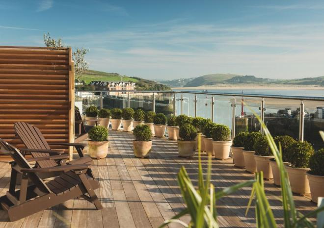 The Seafood Restaurant, Padstow, North Cornwall