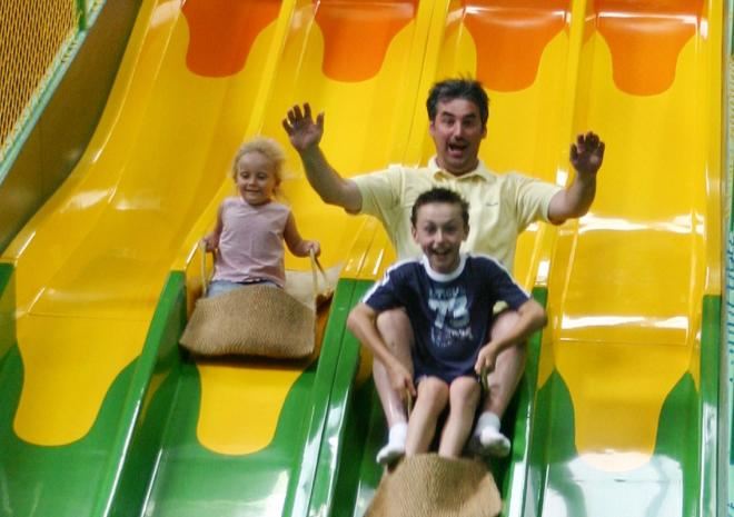 Indoor play Paradise Park and JungleBarn, Things to do,  Hayle,  St Ives, Cornwall