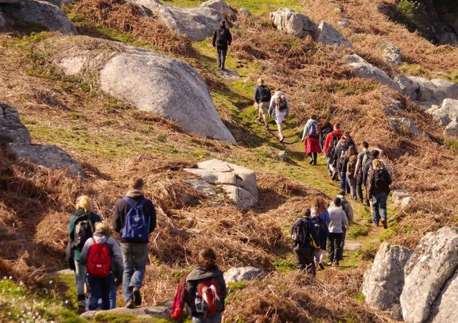 Walk Scilly Festival 2017, Things to Do, Cornwall