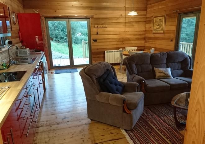 Butterwell Farm, Self Catering Accommodation, Camel Trail, Cornwall