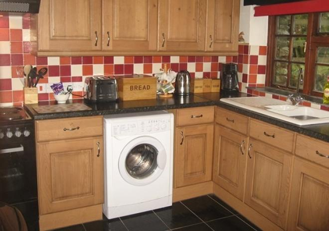 Hallagenna Cottages, Self catering cottages, Bodmin Moor, Cornwall, Ladydown Kitchen