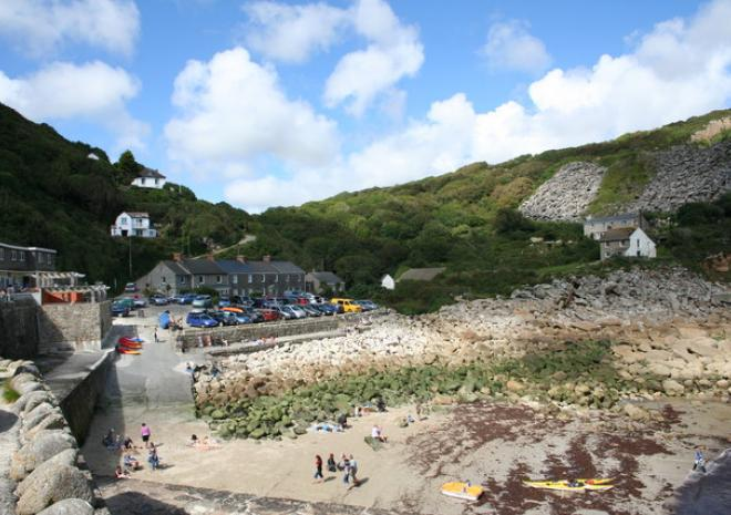 Self catering Cornwall , Bal Red , Penzance , Cornwall