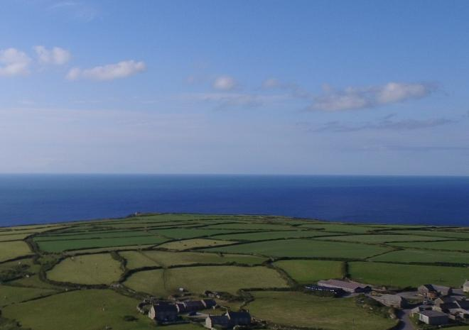 Porthmeor, self catering cottages, near St Ives, West Cornwall