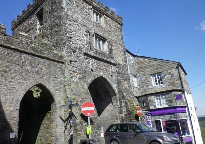 Launceston, Cornwall, Heritage Open Days 2017