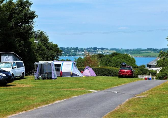 Dennis Cove Campsite, Padstow