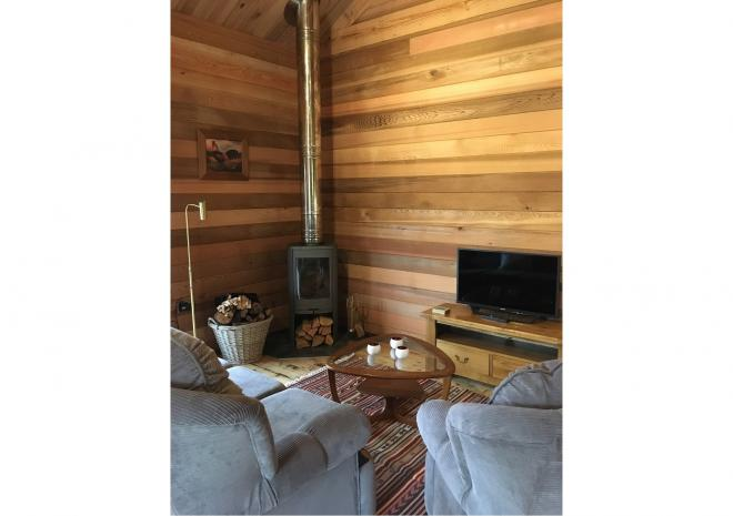 Cosy Log Burner, Butterwell Farm, Self Catering, Cottages, Bodmin, Cornwall