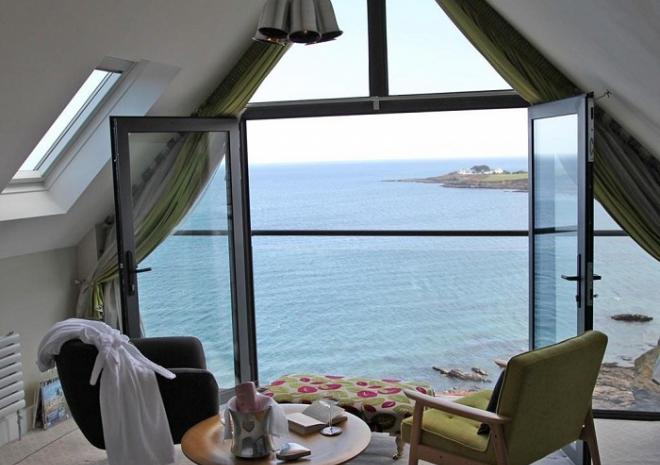 Long Liner Suite at Pebble House, Mevagissey, Cornwall
