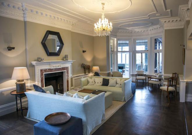Hotel in Cornwall | Merchants Manor | Falmouth