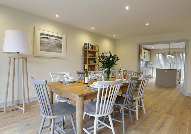 Martha's Orchard, Constantine Bay, Padstow, Cornwall, accommodation