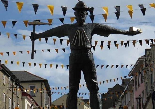Redruth International Mining & Pasty Festival