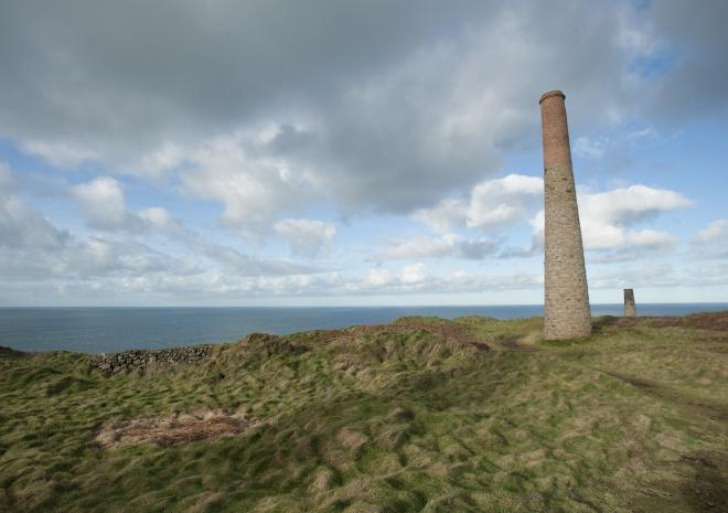 National Trust Cornwall | Levant Mine and Beam Engine | Cornish Mining | World Heritage Site
