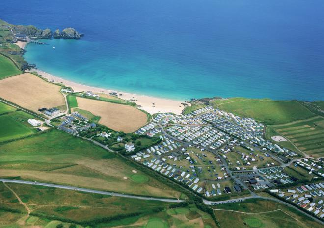 Mother Iveys Bay   Padstow   Beaches in Cornwall c John Such