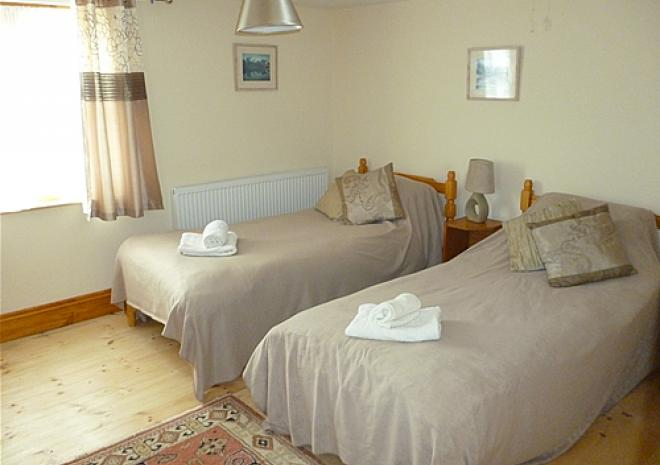 The Brier| Mount Douglas Farm Cottages | St Ives