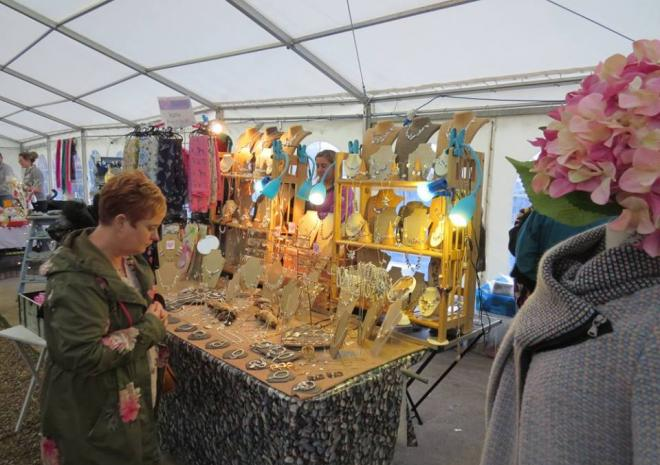 Mount Edgcumbe Christmas Fayre, What's On Cornwall 2017
