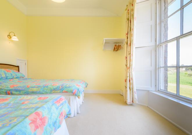 Nancealverne House, Luxury Self Catering, Penzance, West Cornwall