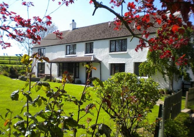 Bed and Breakfast in Cornwall | Tremaine Farm | Looe | Cornwall