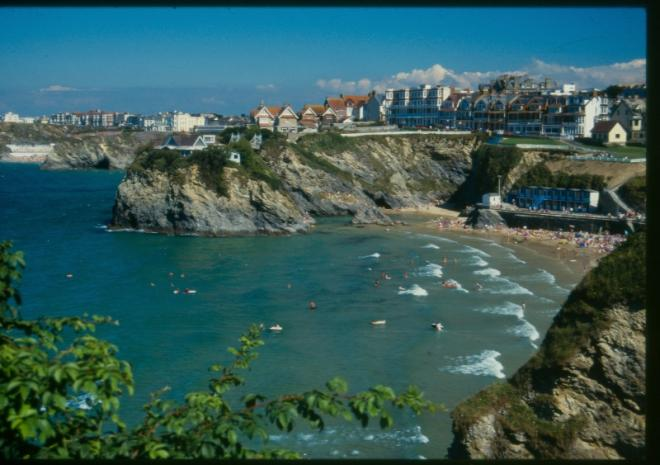 County Open Gig Championships, Newquay, Cornwall