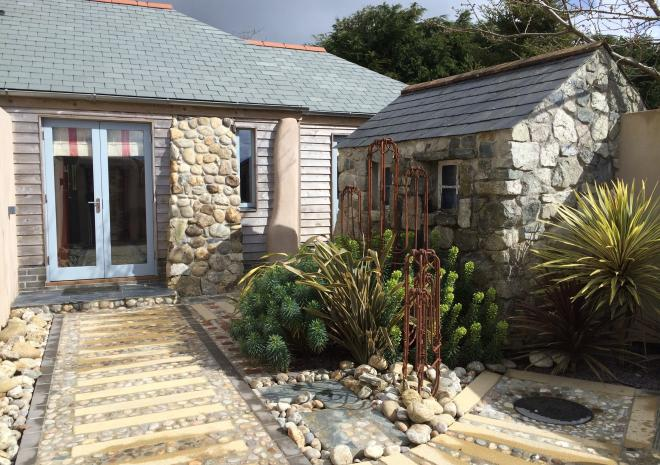 Lower Barns, Boutique Bed and Breakfast near St Austell, Cornwall