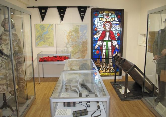 Regimental Museum, Cornwall, military history, Bodmin, historic