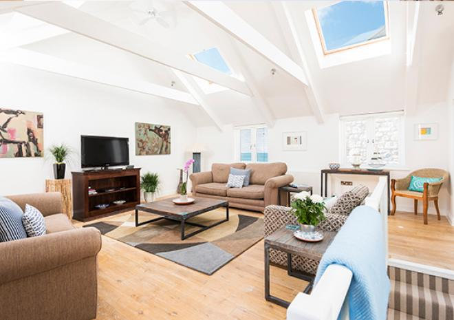 The Sail Lofts, Self Catering | St Ives. Cornwall