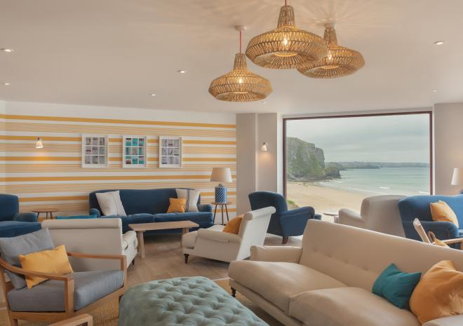 Beach Wedding venue Cornwall | Watergate Bay Hotel