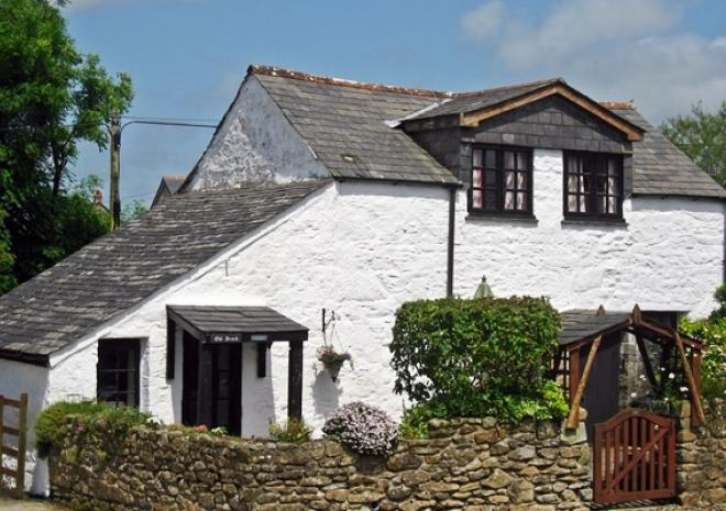 Hallagenna Cottages, Self catering cottages, Bodmin Moor, Cornwall, Old Brock