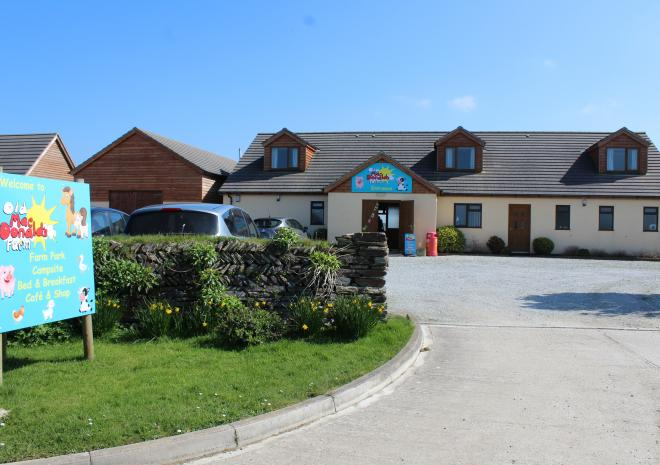 Old Macdonalds Farm,Things to Do, North Cornwall, Families, Children