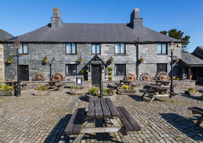 Attractions in Cornwall | Jamaica Inn | Bolventor | Bodmin Moor | Cornwall